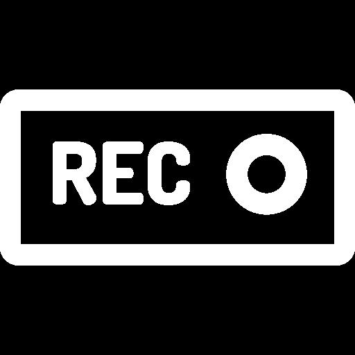 gravação de imagens e escuta